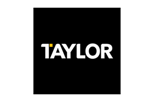 Image of the Taylor logo who PDC completed a Transport Planning project for