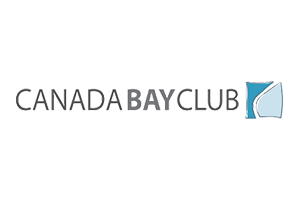 Image of the canada bay club logo who PDC completed a Transport Planning project for